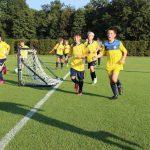 Trening - tekme mladinskih selekcij