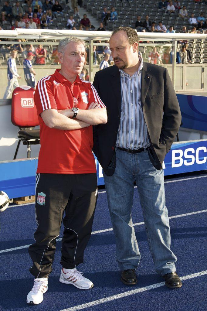 Dave McDonough, novi športni direktor Dave McDonough