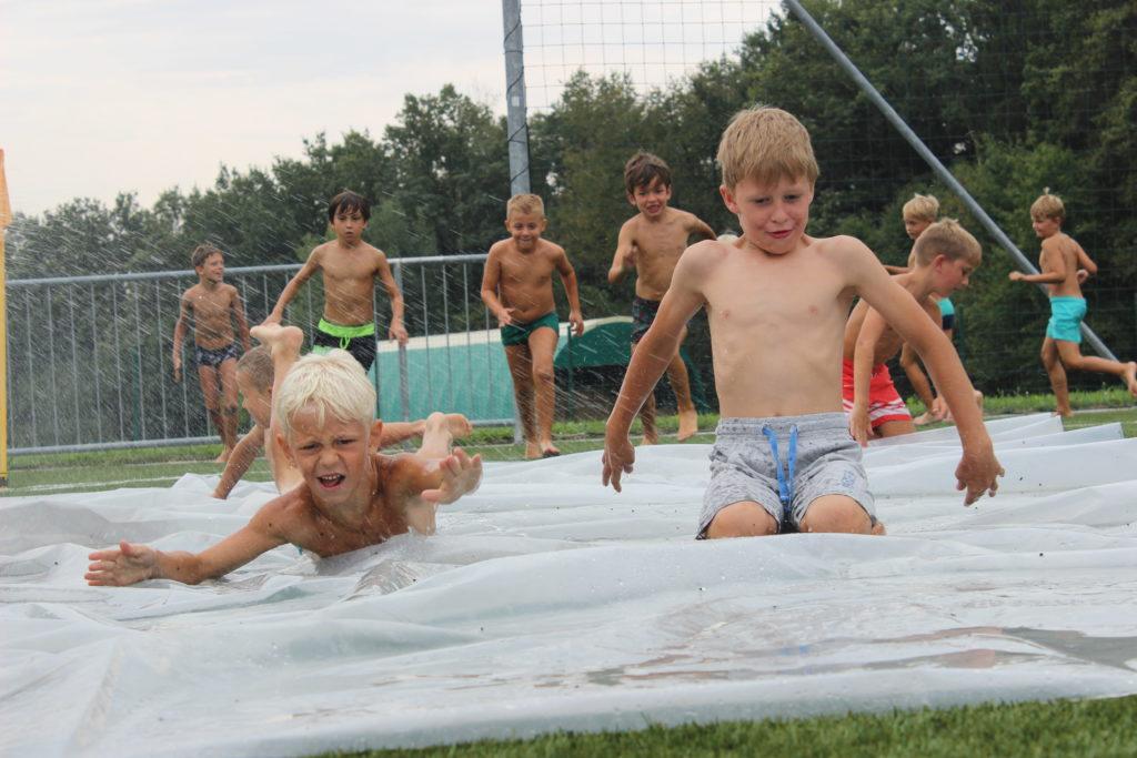 športni poletni tabor
